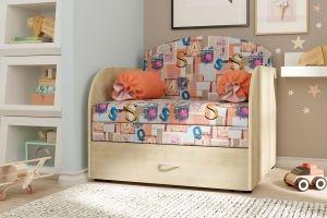 Детский диван Антошка 1 - Мебельная фабрика «Нижегородмебель и К (НиК)»