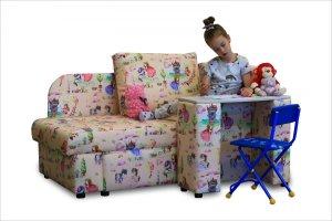 Детский диван Киндер со столиком - Мебельная фабрика «Царицыно мебель»