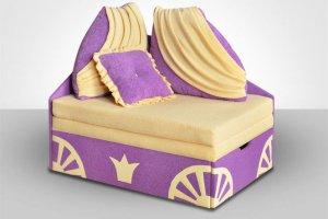 Детский диван раскладной Карета - Мебельная фабрика «Славянская мебель»