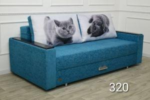 Диван Валерия 2 - Мебельная фабрика «ЮлЯна»