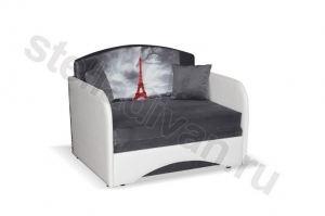 Мини-диван Барби 2 - Мебельная фабрика «Стелла»
