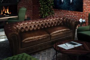 Диван Бергамо 194 см - Мебельная фабрика «Эвальд»