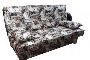 Диван без подлокотников Оникс-2 - Мебельная фабрика «Наида»