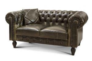 Диван 2-х местный Честерфилд - Мебельная фабрика «Маск»