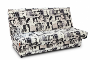 Диван клик-кляк  02 - Мебельная фабрика «Rina»