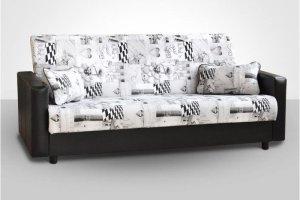 диван-книжка Акварель 4 - Мебельная фабрика «Славянская мебель»