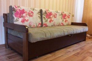 Диван-кровать Антарес п/л- массив берёзы - Мебельная фабрика «Мебель-54»