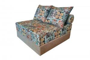Диван-кровать бескаркасный 74 5 - Мебельная фабрика «Мега-Проект»