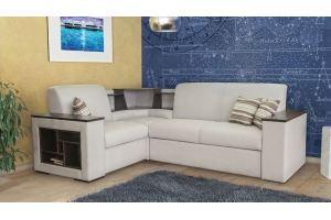 Диван-кровать угловой Плаза 3 - Мебельная фабрика «Нижегородмебель и К (НиК)»