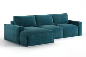 Диван Леонардо с оттоманкой - Мебельная фабрика «CLOUD»