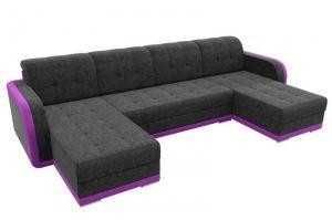 Диван П-образный Марсель велюр - Мебельная фабрика «Мебелико»