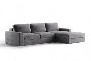 Диван Палермо с оттоманкой - Мебельная фабрика «CLOUD»
