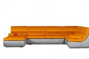 Диван панорамный Brussels - Мебельная фабрика «Malitta»