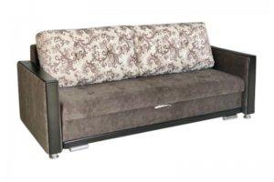 Диван прямой Лидер-21 тик-так - Мебельная фабрика «Добрый стиль»