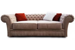 Диван прямой Честерфилд - Мебельная фабрика «Rina»