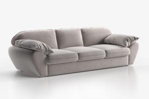 Диван прямой Лаунж - Мебельная фабрика «CLOUD»