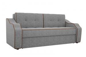 Диван прямой Манчестер рогожка серый - Мебельная фабрика «Мебелико»