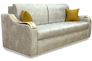Диван прямой Миндаль-41 - Мебельная фабрика «Миндаль»