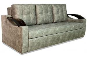 Диван прямой Миндаль-61 - Мебельная фабрика «Миндаль»