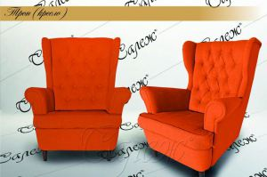 Кресло Трон - Мебельная фабрика «Салеж»
