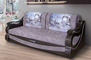Диван раскладывающийся Евролидер 5 - Мебельная фабрика «Стелла»