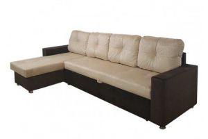 Диван Саймон с оттоманкой - Мебельная фабрика «Академия»