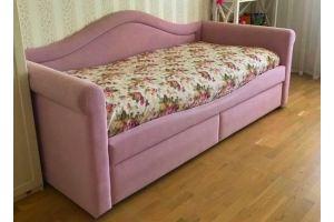 Кровать с ящиком Лаура - Мебельная фабрика «ОРСО БРУНО»
