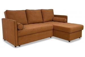 Диван угловой Миндаль-120 - Мебельная фабрика «Миндаль»