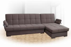 Диван Угловой Орион 2 с боковинами - Мебельная фабрика «Хит Диван»