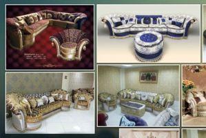 Диван Венеция угловой - Мебельная фабрика «Империя мебель»
