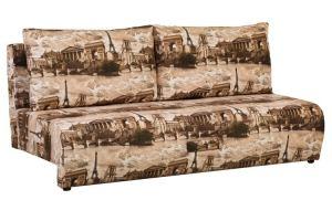 Диван прямой Юпитер 3 - Мебельная фабрика «Галакси»