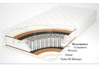 Матрас Зевс 160х200 - Мебельная фабрика «ЛЕЖЕБОКА»