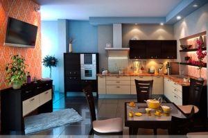 Кухня Люба венге/дуб - Мебельная фабрика «Бобр»