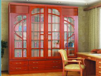 Шкаф-витрина Коралл  3 - Мебельная фабрика «Регина»