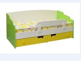 Детская кровать Динозавры - Мебельная фабрика «Новодвинская мебельная фабрика»
