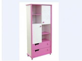 Шкаф в детскую Сказка - Мебельная фабрика «Новодвинская мебельная фабрика»