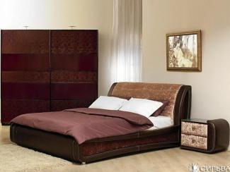 Кровать Мадлен - Мебельная фабрика «Сильва»