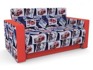 Яркий диван Фаворит - Мебельная фабрика «Лора»