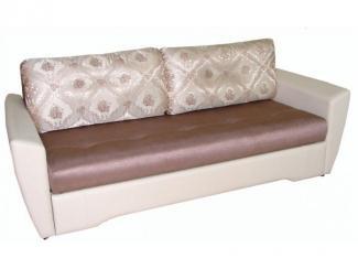 Диван-кровать Кардинал 3  с мягкими подушками - Мебельная фабрика «Орфей»
