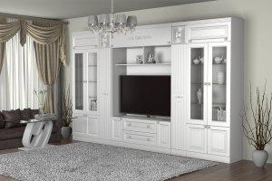 Гостиная классическая Элегант 5 - Мебельная фабрика «А-Элита»