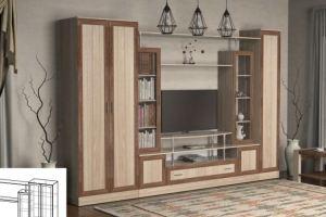 Гостиная мебель 1 - Мебельная фабрика «А-Элита»