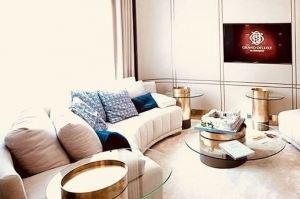Полукруглый диван Флерус - Мебельная фабрика «Эвальд»