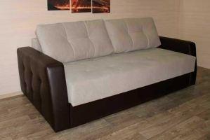 Еврокнижка диван Статус - Мебельная фабрика «ИНТЕРСИБ»