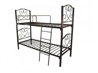 Кровать двухъярусная Трансформер - Мебельная фабрика «Металл конструкция»