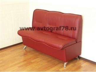 Кожзам диван Фантазия - Мебельная фабрика «Автограф»