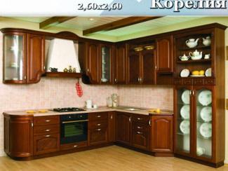 кухня угловая Корелия - Мебельная фабрика «Регина»