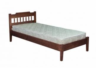 Кровать сосна - Мебельная фабрика «ТРИАЛ и К»