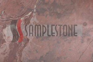 Фасад мебельный глухой Terra Red - Оптовый поставщик комплектующих «Сэмпл Стоун»
