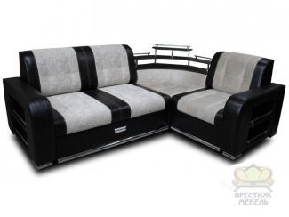 Диван угловой Лонгория 2 - Мебельная фабрика «Престиж мебель»