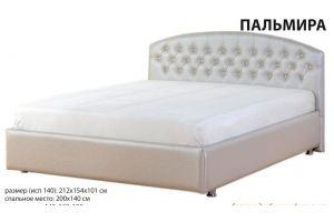 Кровать Пальмира - Мебельная фабрика «Аврора»